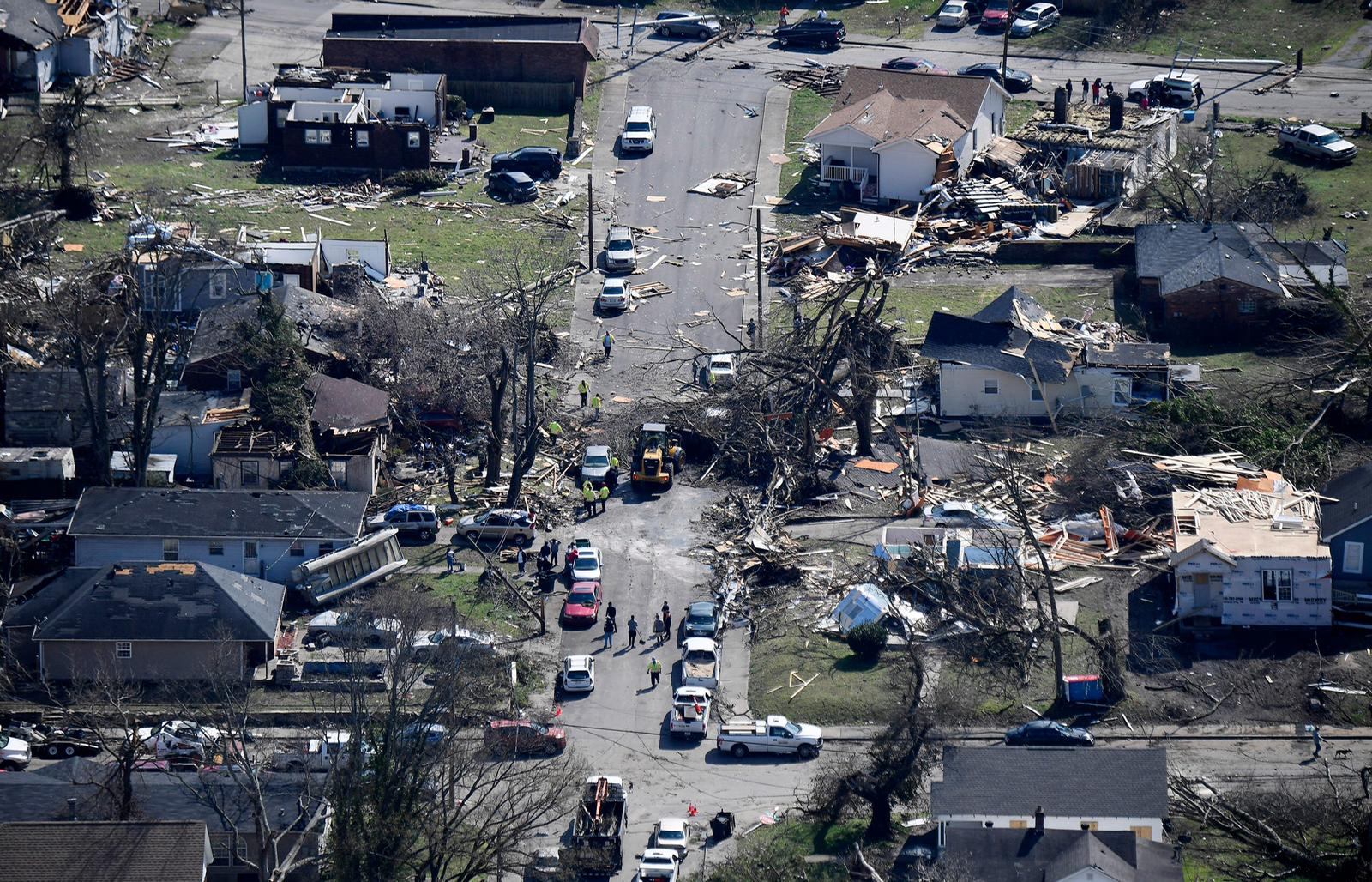 Tennesse needs your help. Please support the victims of the recent tornato in Nashville